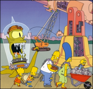 Don't blame me! I voted for Kodos!