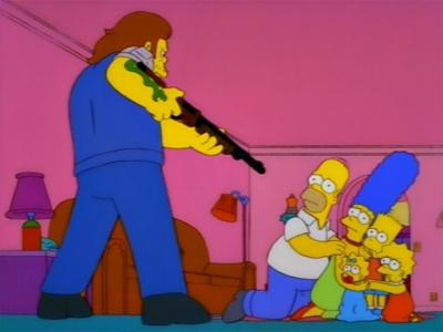 Nine! Nine rakes! Ah ah ah